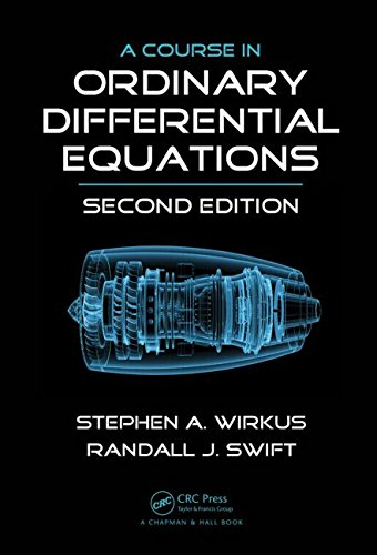 A Course in Ordinary Differential Equations, Second Edition -  Wirkus, 2nd Edition, Hardcover