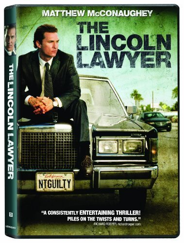 Lincoln Dvd (The Lincoln Lawyer by Lionsgate)