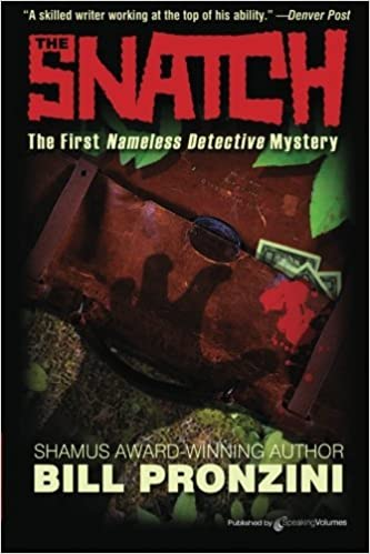 Book The Snatch: Nameless Detective by Bill Pronzini (2011-04-29)