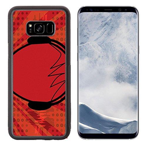 Liili Premium Samsung Galaxy S8 Plus Aluminum Backplate Bumper Snap Case Music Head Photo 1156082 Simple Snap Carrying