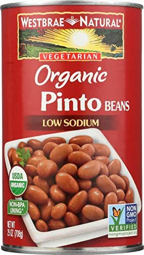 Beans: Westbrae Natural Organic Pinto Beans
