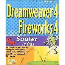Dreamweaver 4 fireworks 4