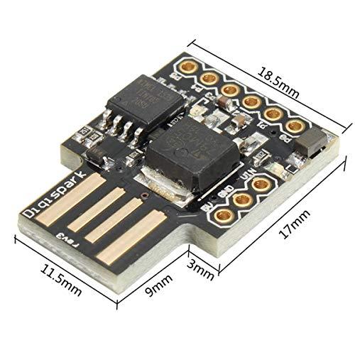 Envistia Mall Digispark Kickstarter Attiny85 USB General Micro Development Board for Arduino by Envistia Mall (Image #3)