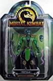 Mortal Kombat Shaolin Monks Series 3 Action Figure Reptile BY JAZWARES
