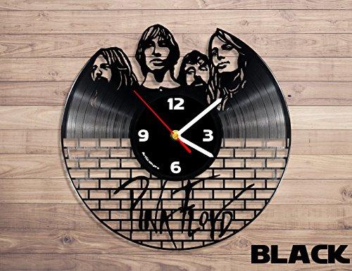 ArtGrain.pro Pink Floyd vinyl record wall clock