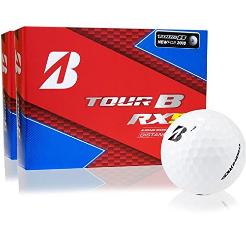 Bridgestone Tour B RXS Golf Balls - 2 Dozen by Bridgestone
