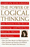 Power of Logical Thinking, Marilyn vos Savant, 0312139853