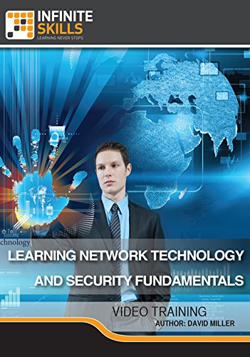 Learning Network Technology and Security Fundamentals [Online Code] by Infiniteskills