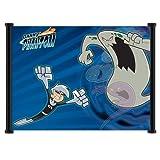 "Danny Phantom Cartoon Fabric Wall Scroll Poster (21"" x 16"") Inches"