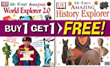 My First Amazing World Explorer/History Explorer Bundle