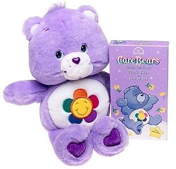 Amazoncom Care Bears Talking Plush with Video Harmony Bear