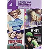 Drew Barrymore Collection (Ever After / Never Been Kissed / Fever Pitch / Whip it) (Bilingual)