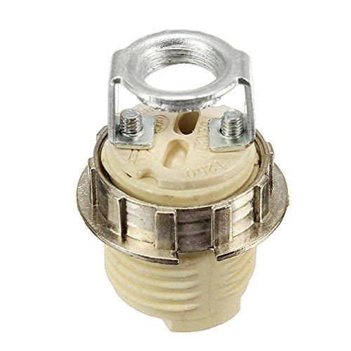 Bazaar G9 Ceramic Lamp Bead Crystal Halogen Light Holder Guide Block Base Bracket