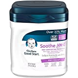Gerber Good Start Infant Formula Stage 1 Soothe Non-GMO Powder Infant Formula, 30.6 Ounce (Pack May Vary)