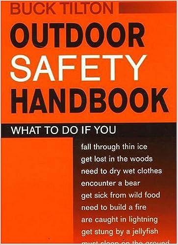 Outdoor Safety Handbook