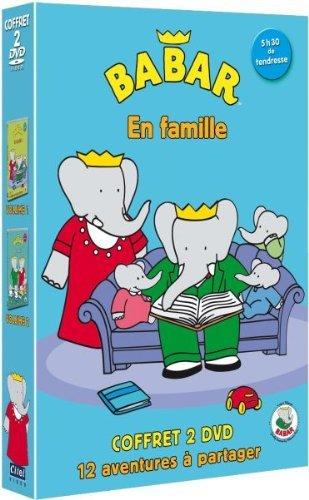 Babar - En famille - Vol. 1 + 2