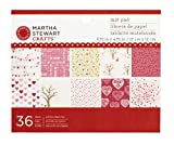 Martha Stewart Crafts Enchanted Woodland Mat Pad, 36 Sheets