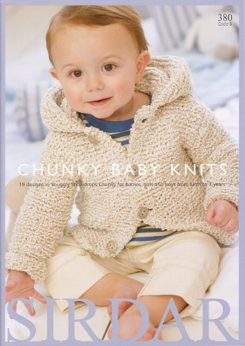 Sirdar Knitting Pattern Book Chunky Baby Knits Amazon