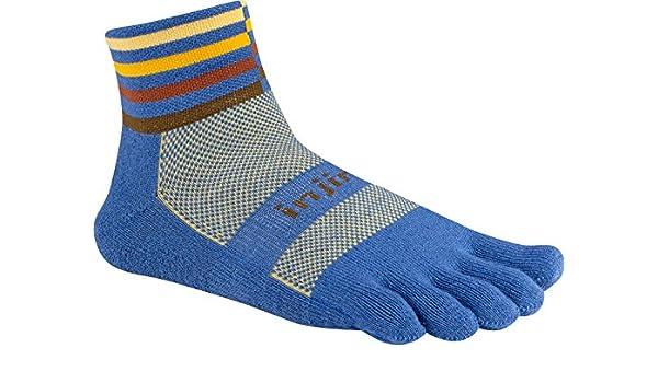 Injinji Socks Trial Peso Medio Equipo Mini Calcetines para Correr Desierto: Amazon.es: Deportes y aire libre