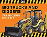 img - for Big Trucks and Diggers Flash Cards from A to Z book / textbook / text book