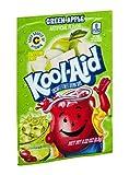 Kool-Aid Drink Mix Green Apple 2 QT (Pack of 192)