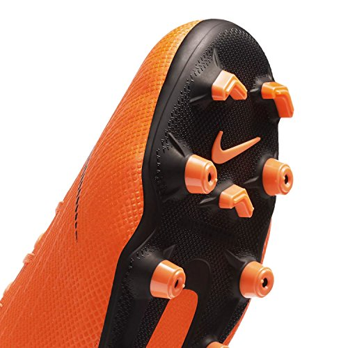 Nike Orange t Calcio Uomo Scarpe Mercurial da Superfly MG Academy VI Total Black rSrvA