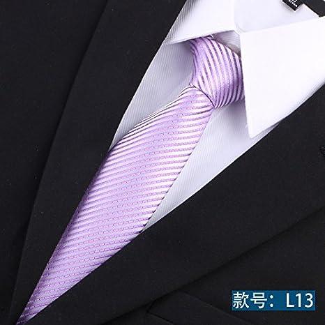 GENTLEE TIE Los hombres de negocios negros trajes de boda ...
