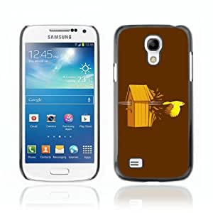Designer Depo Hard Protection Case for Samsung Galaxy S4 Mini / Bird