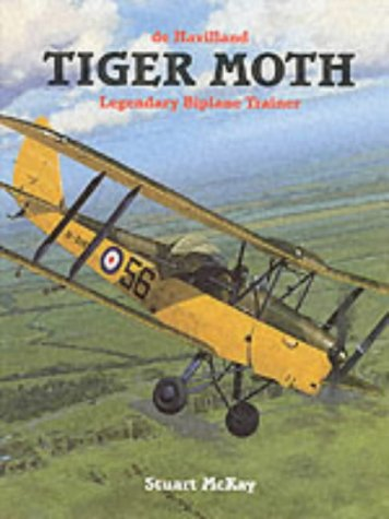 De Havilland Tiger Moth: Legendary Biplane Trainer