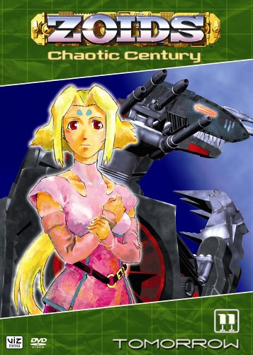 Zoids: Chaotic Century, Vol. 11 - Tomorrow