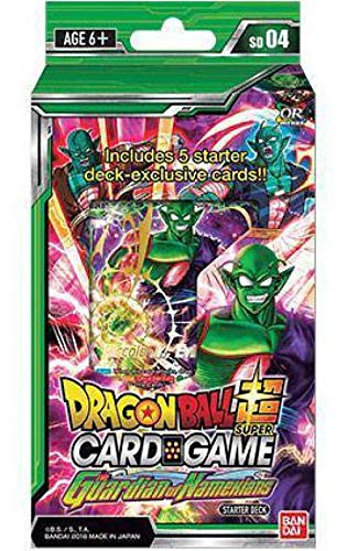Dragon Ball Super The Guardian of Namekians Deck Series 4 Colossal Warfare ()