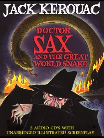 Read Online Doctor Sax and the Great World Snake pdf