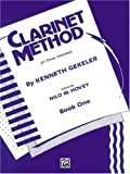 Belwin Clarinet Method, Kenneth Gekeler, 0769218636