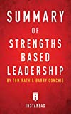 img - for Summary of Strengths Based Leadership: by Tom Rath and Barry Conchie | Includes Analysis book / textbook / text book