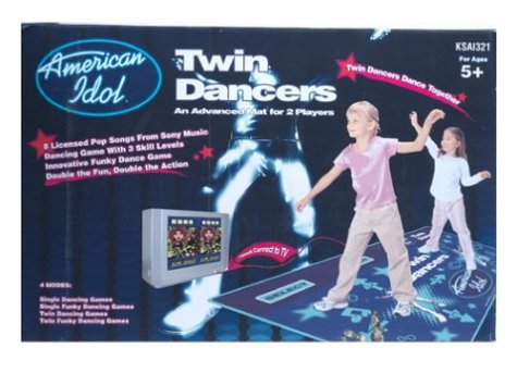 American Idol, Twin Dancers Kids Station Toys Int. Ltd KSA1321