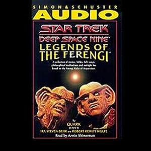 Star Trek, Deep Space Nine: Legends of the Ferengi (Adapted) Audiobook