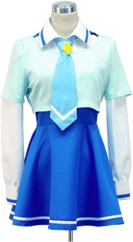 Smile PreCure!Reika Aoki cosplay shoes boots csddlink white blue