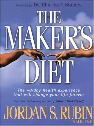 Download The Maker's Diet (Christian Softcover Originals) PDF