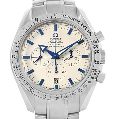 Omega Speedmaster Automatic-self-Wind Male Watch 3551.20.00 (Certified Pre-Owned)