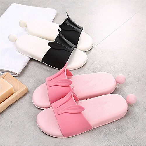 YMFIE Zapatillas Lady'S Exterior Blando Fresco b Zapatos Inferior Adorable derrape Verano Fondo Grueso y r4qnPRrfw