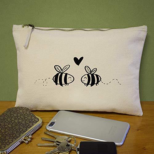 Amor' 'abejas Embrague Accesorios cl00004186 Case De Bolso 0qd17qv