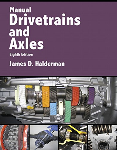 (Manual Drivetrains and Axles (8th Edition) (Automotive Systems Books))