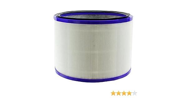 Filtro para Dyson Pure Cool Link escritorio Hot + Cold Air Cleaner Ventilador 967449 – 04: Amazon.es: Hogar