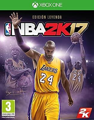 NBA 2K17 - Edición Leyenda: Amazon.es: Videojuegos