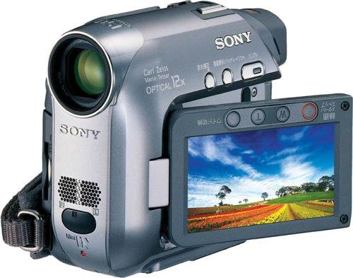 ソニー SONY DCR-HC41 デジタルビデオカメラ(DV方式)