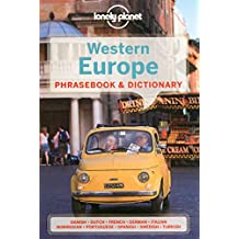 Lonely Planet Western Europe Phrasebook & Dictionary 5th Ed.: 5th Edition