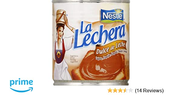 Amazon.com : Nestle La Lechera Dulce De Leche Caramel : Sweetened Condensed Milk : Grocery & Gourmet Food