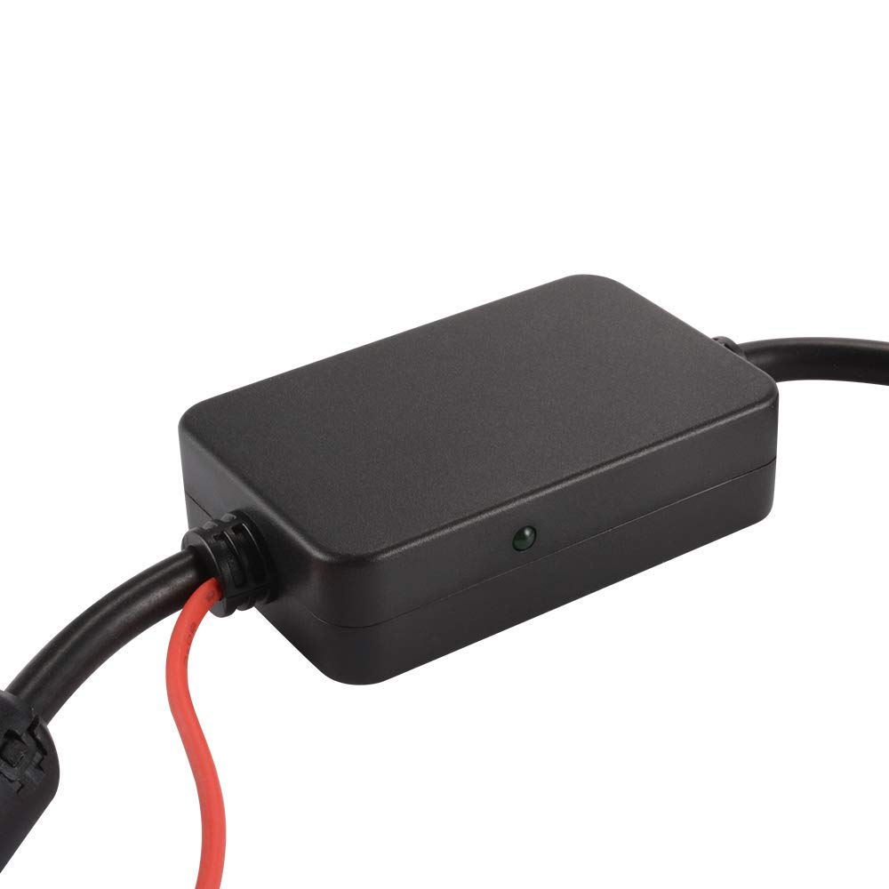 Amplificateur de Signal A/érien Splitterdantenne FM AM AM DIN dantenne de Voiture Adaptateur dantenne de Voiture pour Dab Car Radio