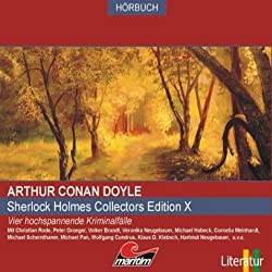 Sherlock Holmes Collectors Edition X