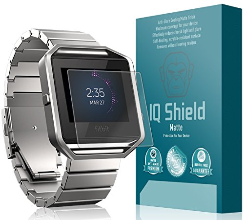 Shield Fitbit Screen Protector Coverage